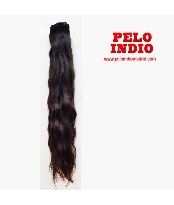 PELO NATURAL COCIDO WAVE-ONDULADO 80CM - 32PULG