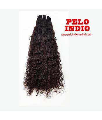 PELO NATURAL COCIDO RIZO 50 CM - 20 PULG