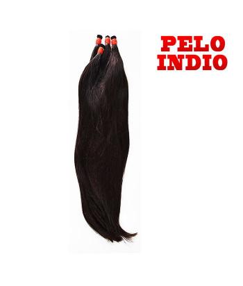 PELO NATURAL SUELTO LISO 50 CM - 20 PULG